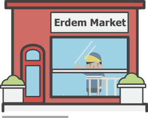 Barkodlu Market Programı
